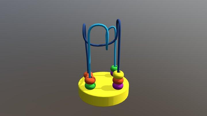 Rashid Project02 EX 3D Model