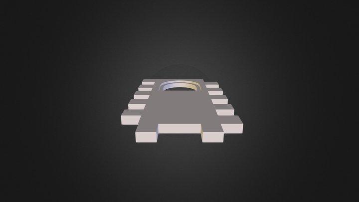 Steeple Wall 3D Model