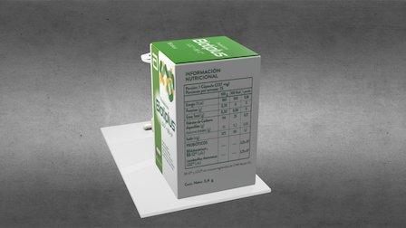 Biotiplus-key 3D Model