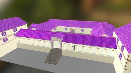 Villa Rustica Hechingen-Stein 3D Model