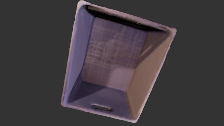 Caisse 3D Model