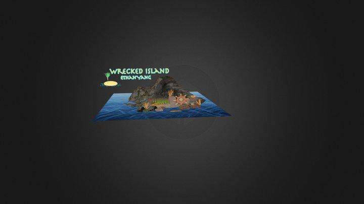 Wreckedisland 3D Model