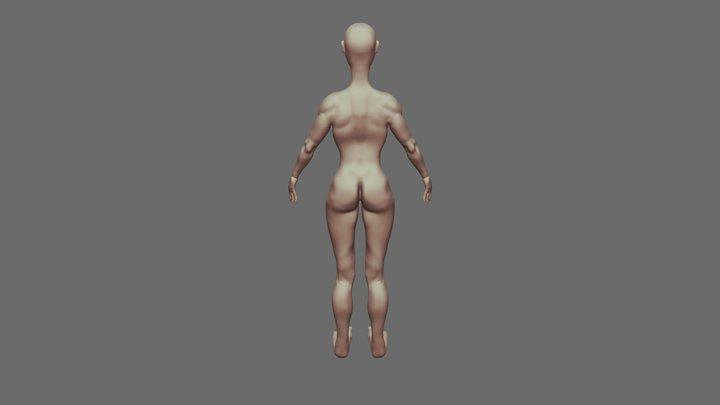 26 11 2019 BONECAV4 3D Model