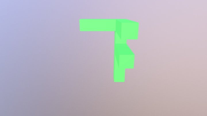 Tto L 3D Model