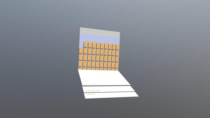 Sikafloor Marine VES VEM 3D Model