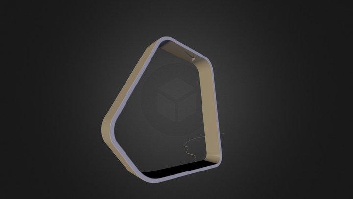 Lampe L E D 1 3D Model
