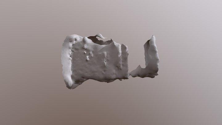 Ulu Cami Ahşap Kapı 3D Model