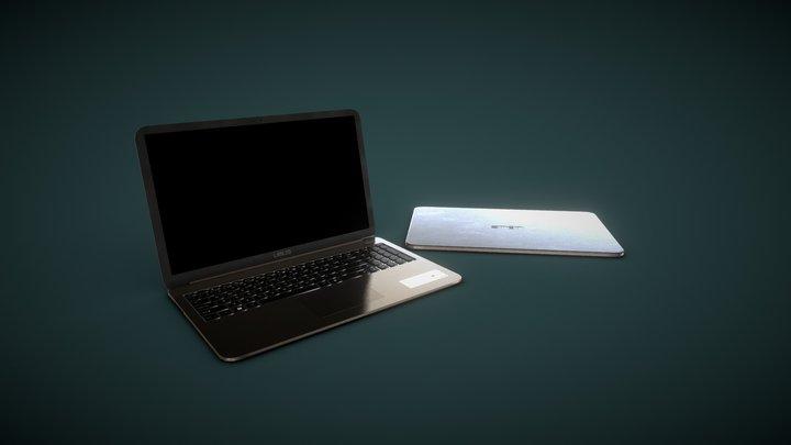 Laptop (FREE) 3D Model