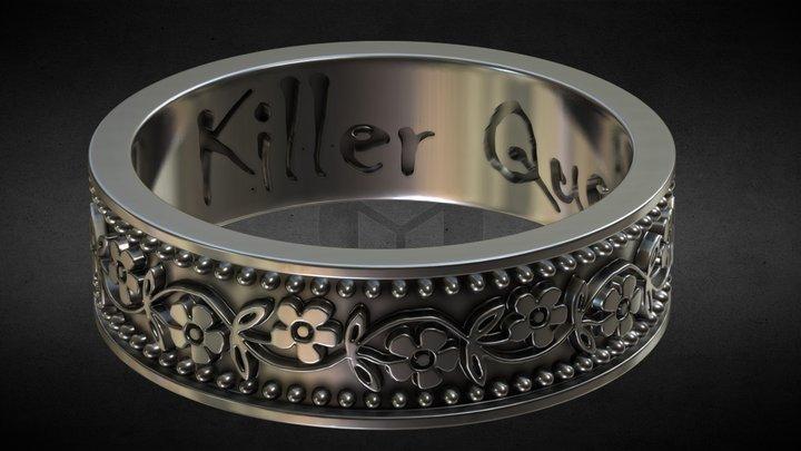 Killer Queen 3D Model