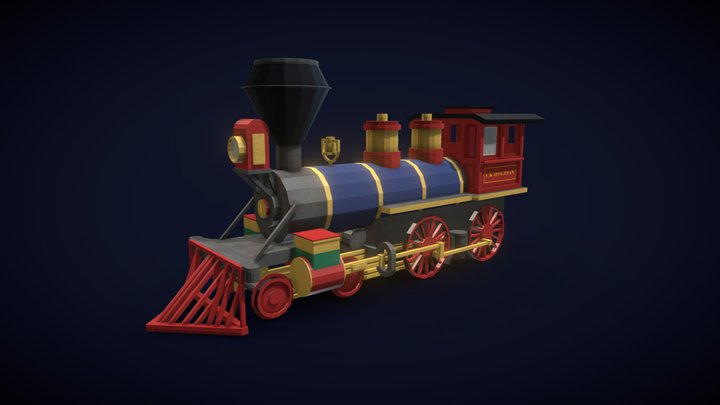 Disneyland Resort Locomotive