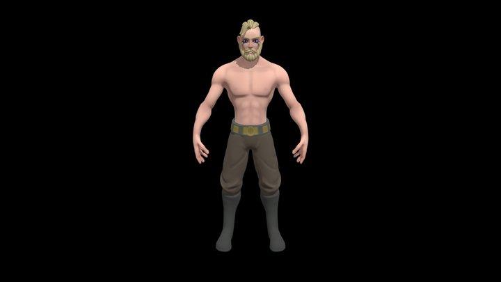 Redesigned Taske 3D Model