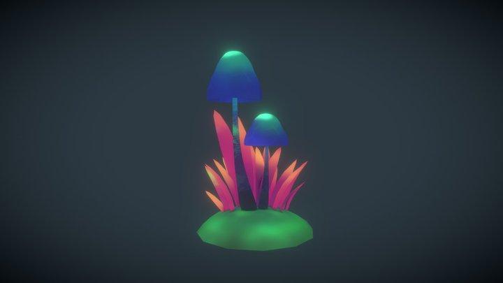 Mashrum 3D Model