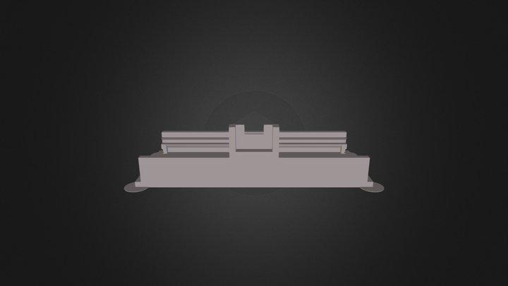 ControllerPro Box (bottom) 3D Model