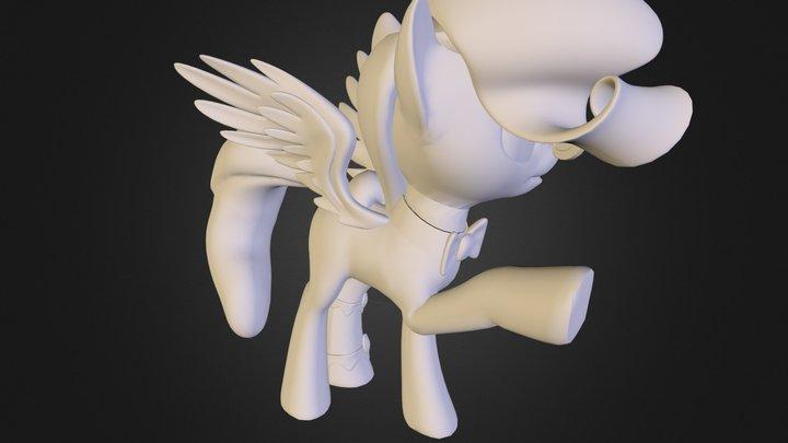 Pony(1) 3D Model
