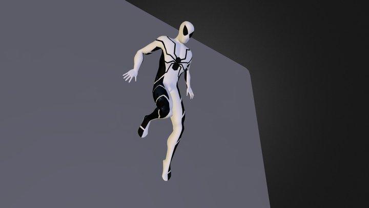 FF Spider-man 3D Model