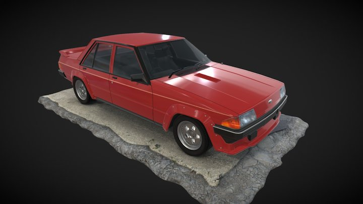 Model 04 3D Model