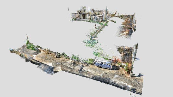 千葉市緑区 3D Model