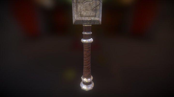 Doomhammer 3D Model