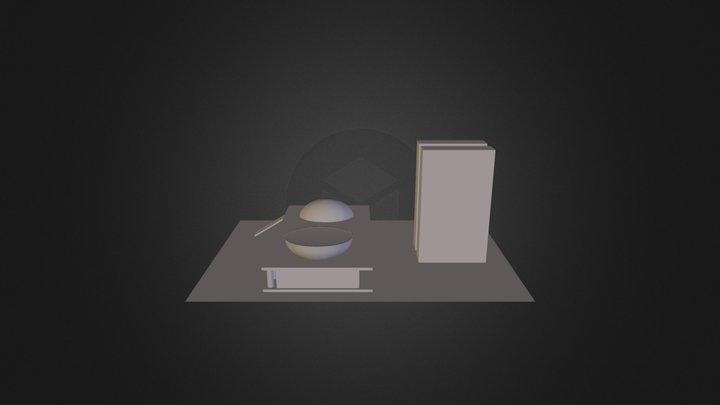 Municipio 3D Model
