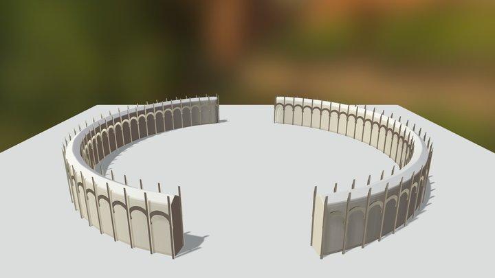 Arena04 3D Model