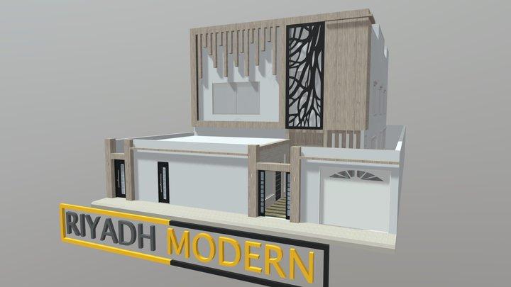 HOME MODERN 6 3D Model