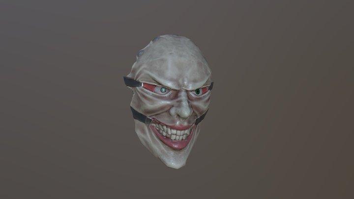 Joker 3D Model