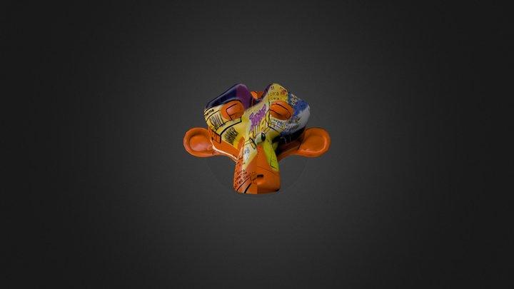 first 3D Model