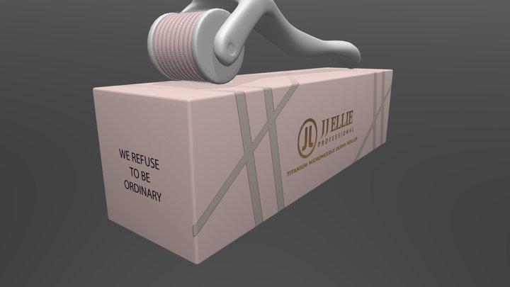 darma roller 3D Model