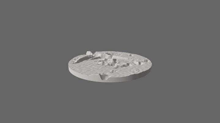 Depth Map 3D Model