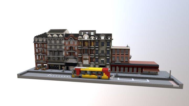 Club LiègeCraft du 1er décembre 2018 3D Model