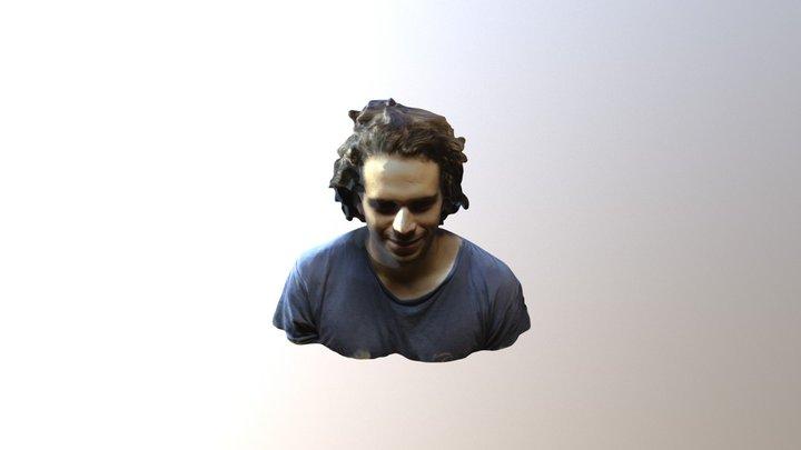 Jetro 3D Model