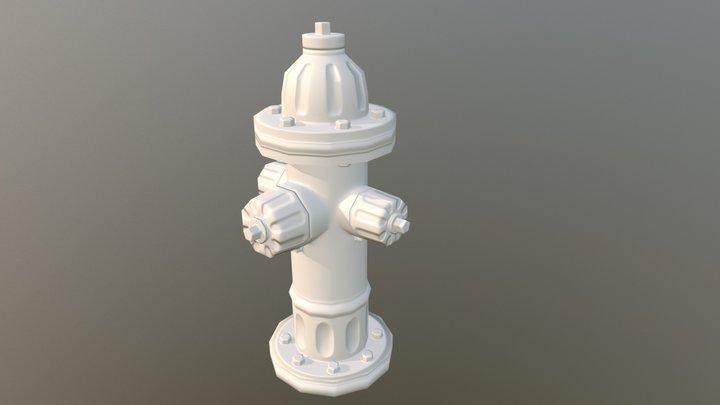 Hydrant_LP_test 3D Model
