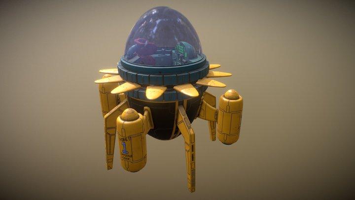Hope 3D Model