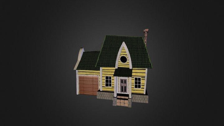 usual_bld_c 3D Model