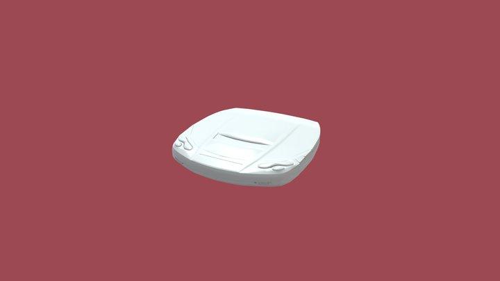 Discman (Gameres) 3D Model