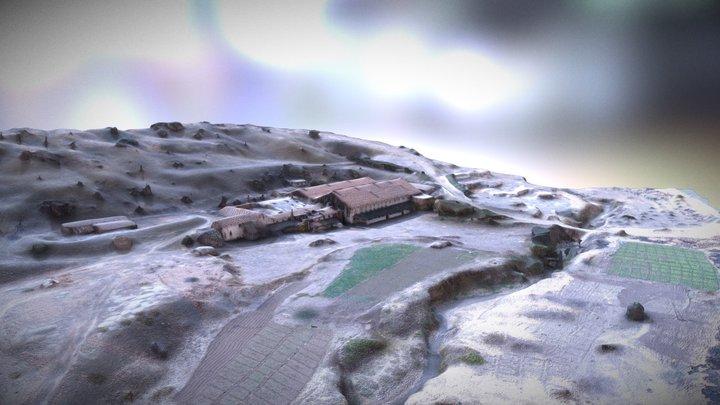 OUAJRIEN 3D Model