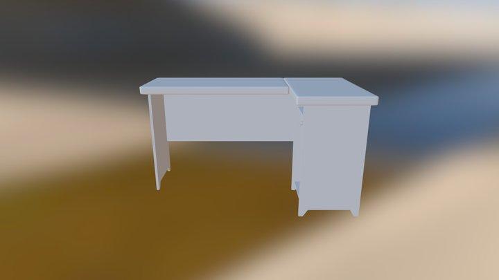 Mesa Escritorio / office table 3D Model