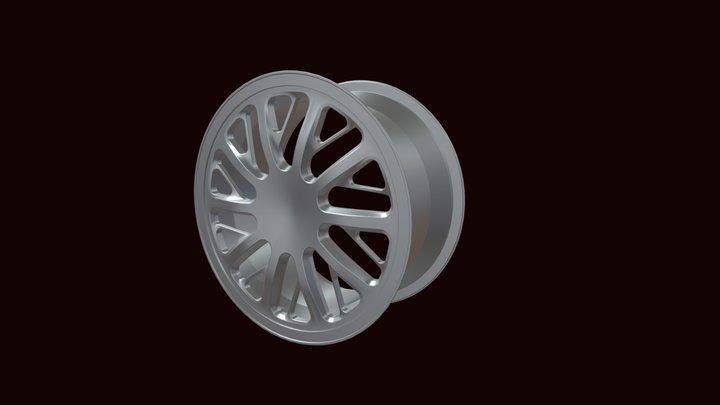 Rin version 2 3D Model