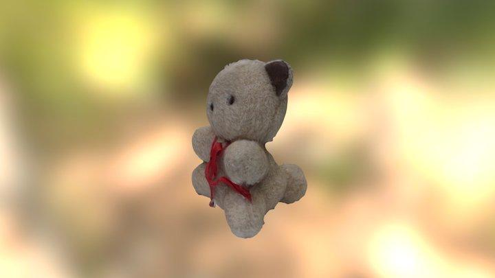 3DSOM_easy_bear 3D Model