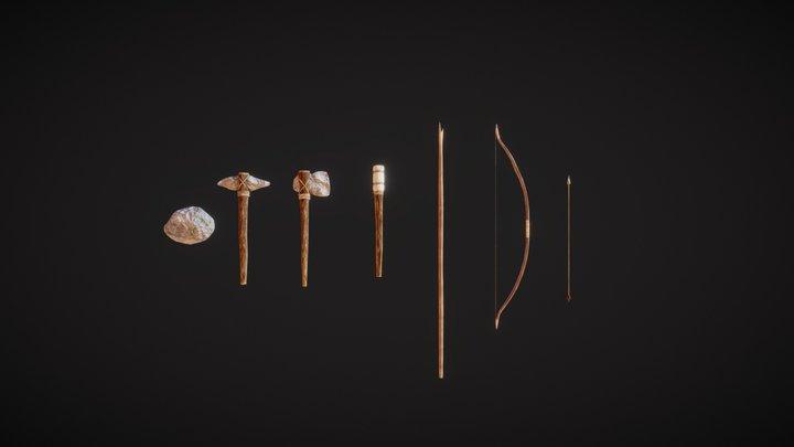 S.ToolsKits 3D Model