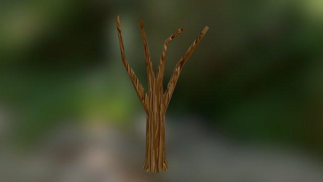 Arvore 01 3D Model