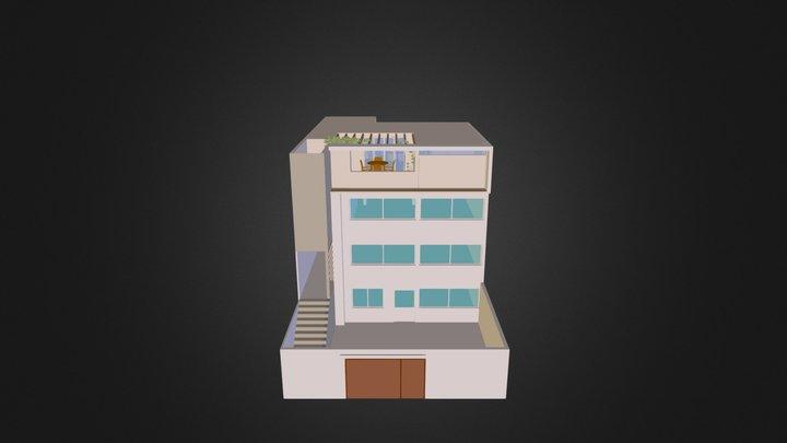 G D 3 D 3D Model