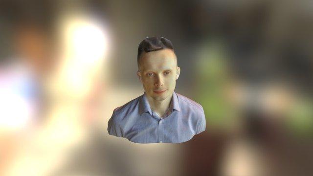 Person3 3D Model
