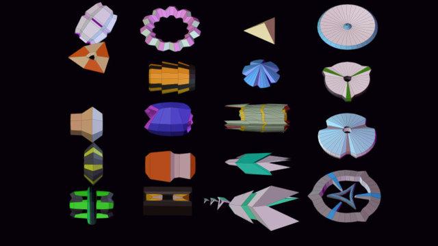 torps 3D Model