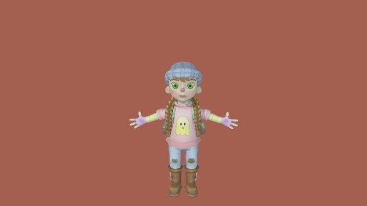 Jessie 3D Model
