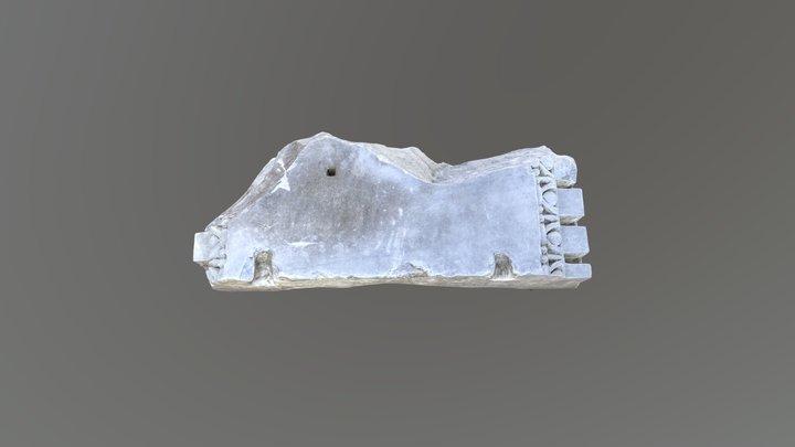 Corniche 3D Model