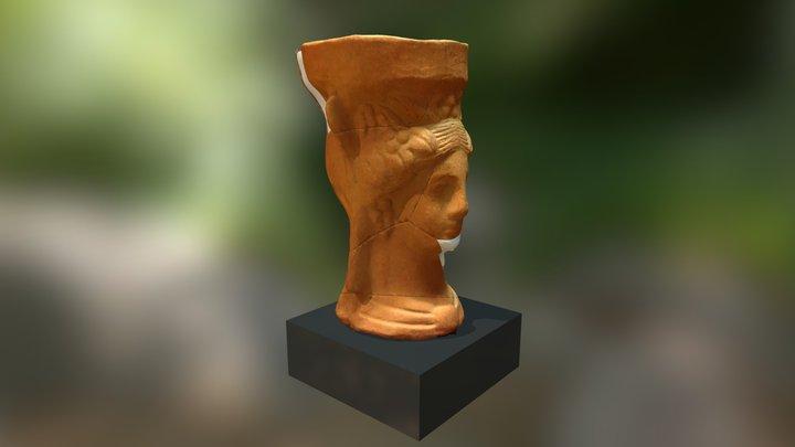 Pebetero_RestVirt 3D Model