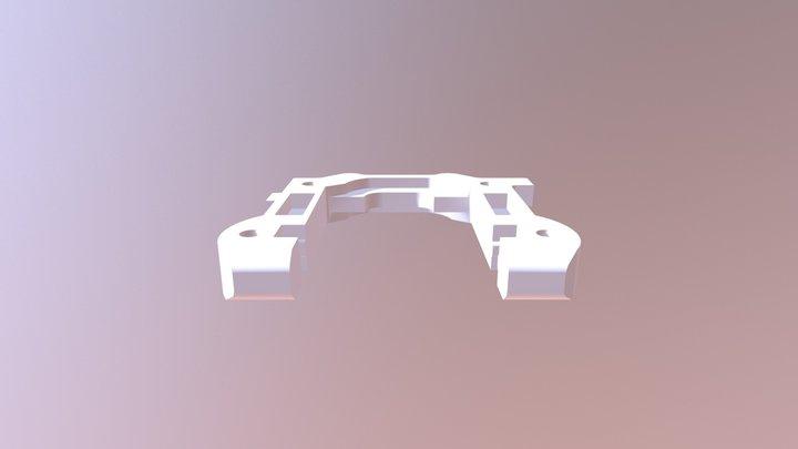 Pièce Tiroir 3D Model