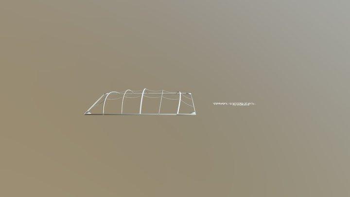 POLIDEPORTIVO 3D Model