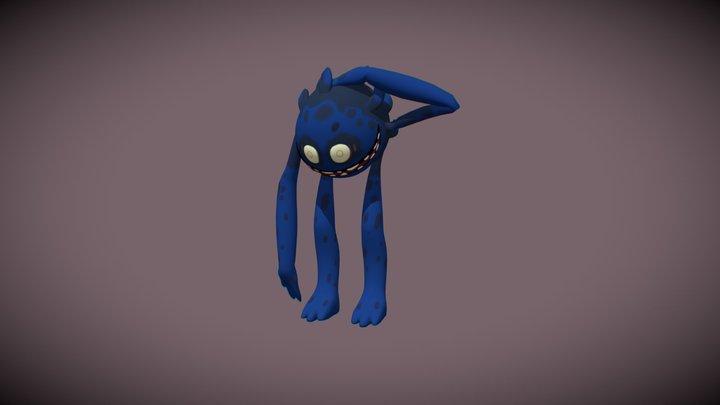 Gumo version 1 3D Model